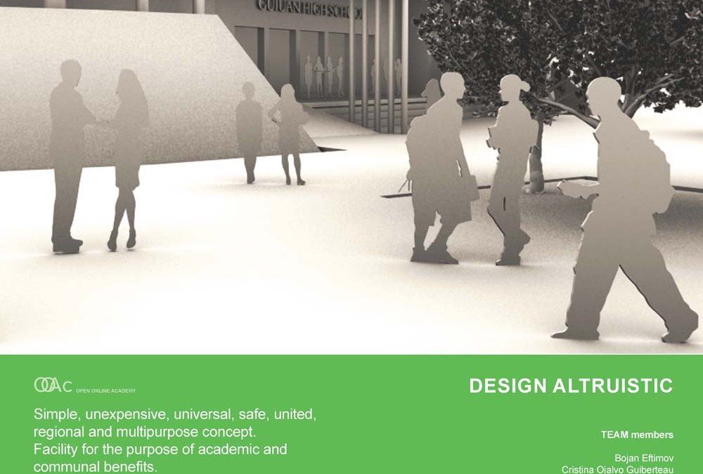 DRS Design Altruistic