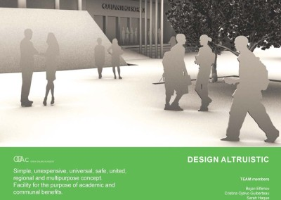 DRS Design Altruistic