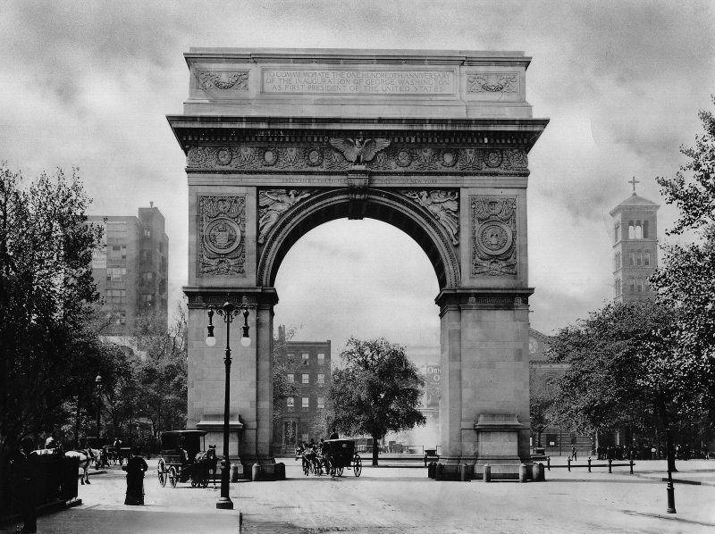 Architecture Tours Around Washington Square Park